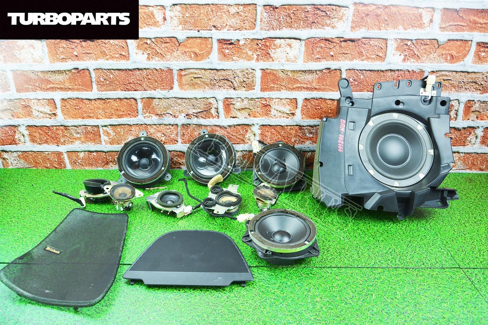 Динамики комплект Subaru Legacy BM5 EJ20E (б/у)