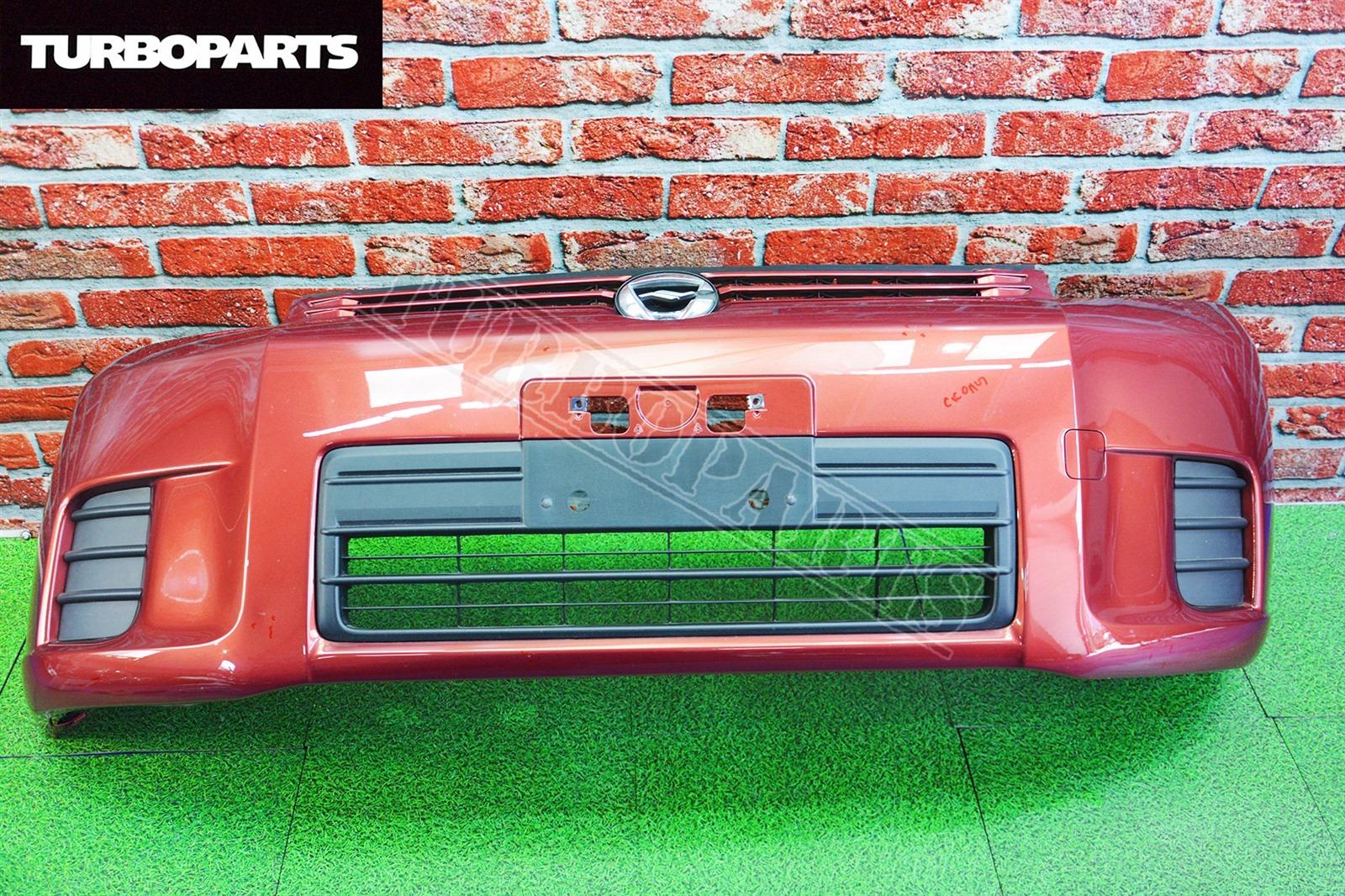 Бампер Toyota Corolla Rumion NZE151 1NZFE (б/у)
