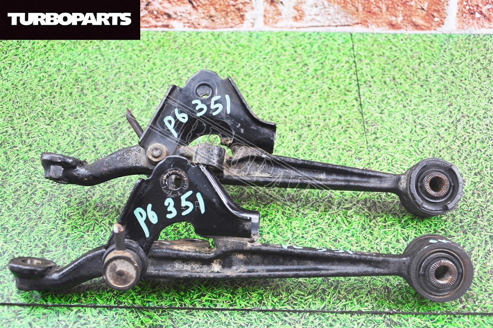 Рычаги Toyota Altezza SXE10 1JZGTE передние нижние (б/у)