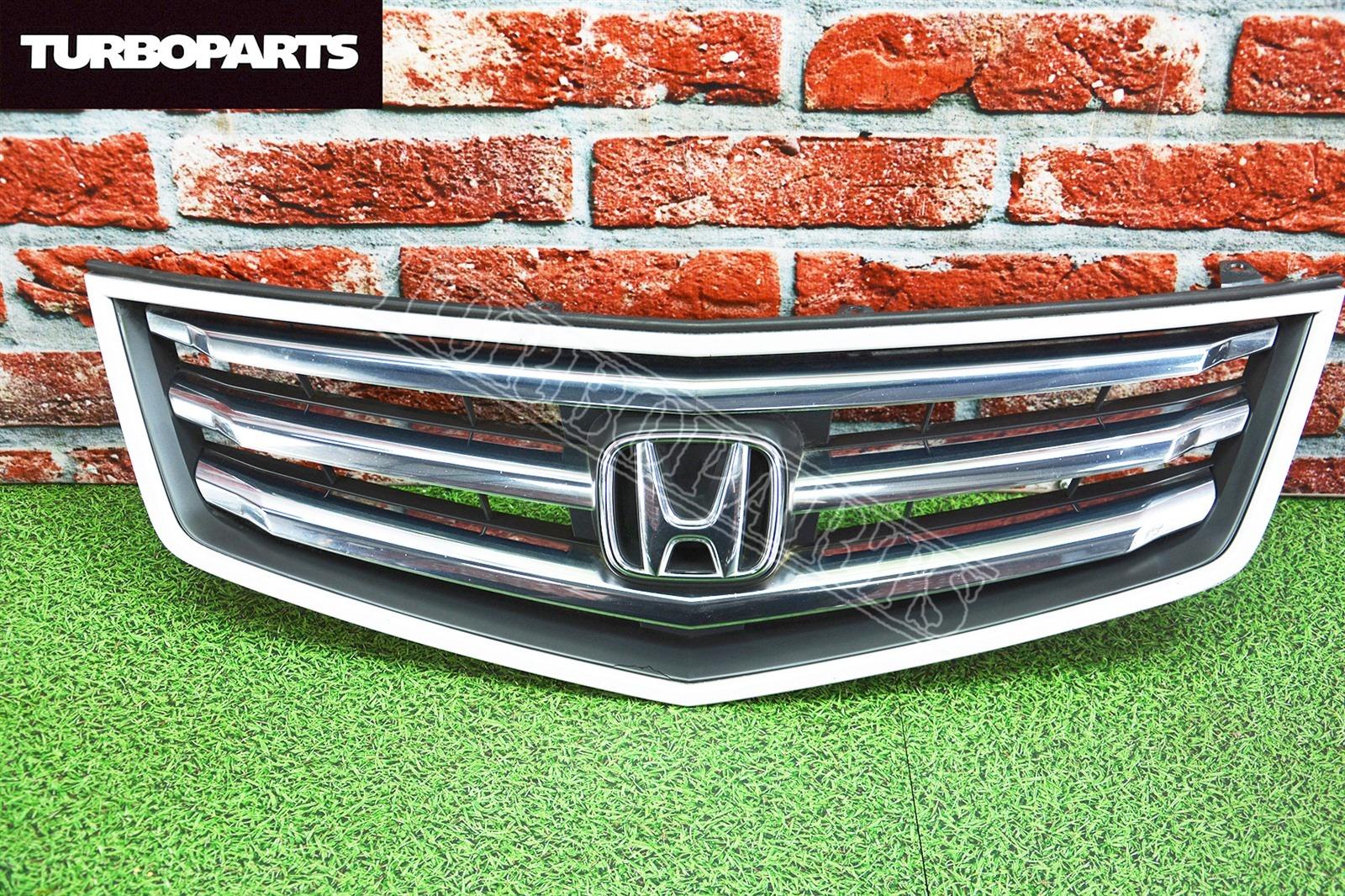 Решетка радиатора Honda Accord CU1 K24A (б/у)