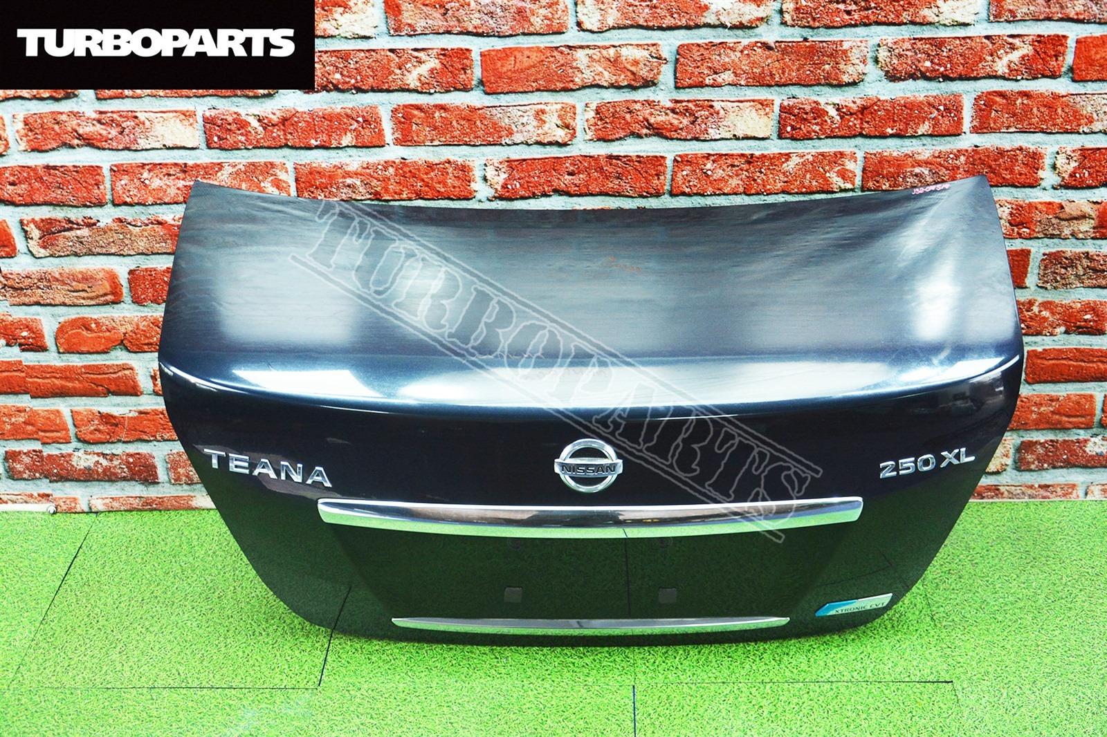 Крышка багажника Nissan Teana J32 QR25DE задняя (б/у)