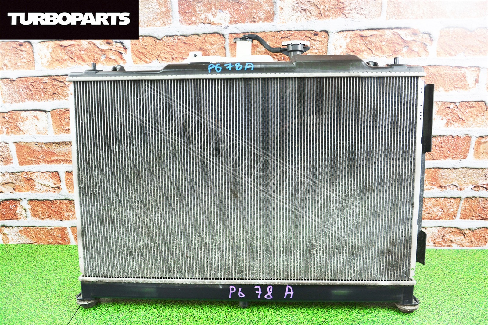 Радиатор основной Mazda Cx-7 ER3P L3VDT (б/у)