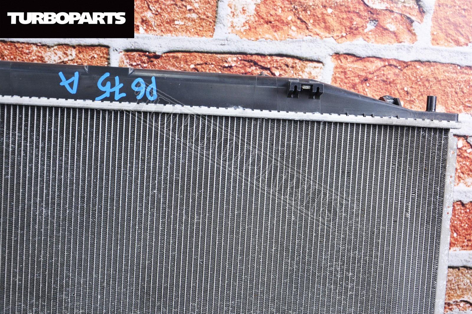 Радиатор основной Honda Accord CU2 K24A (б/у)
