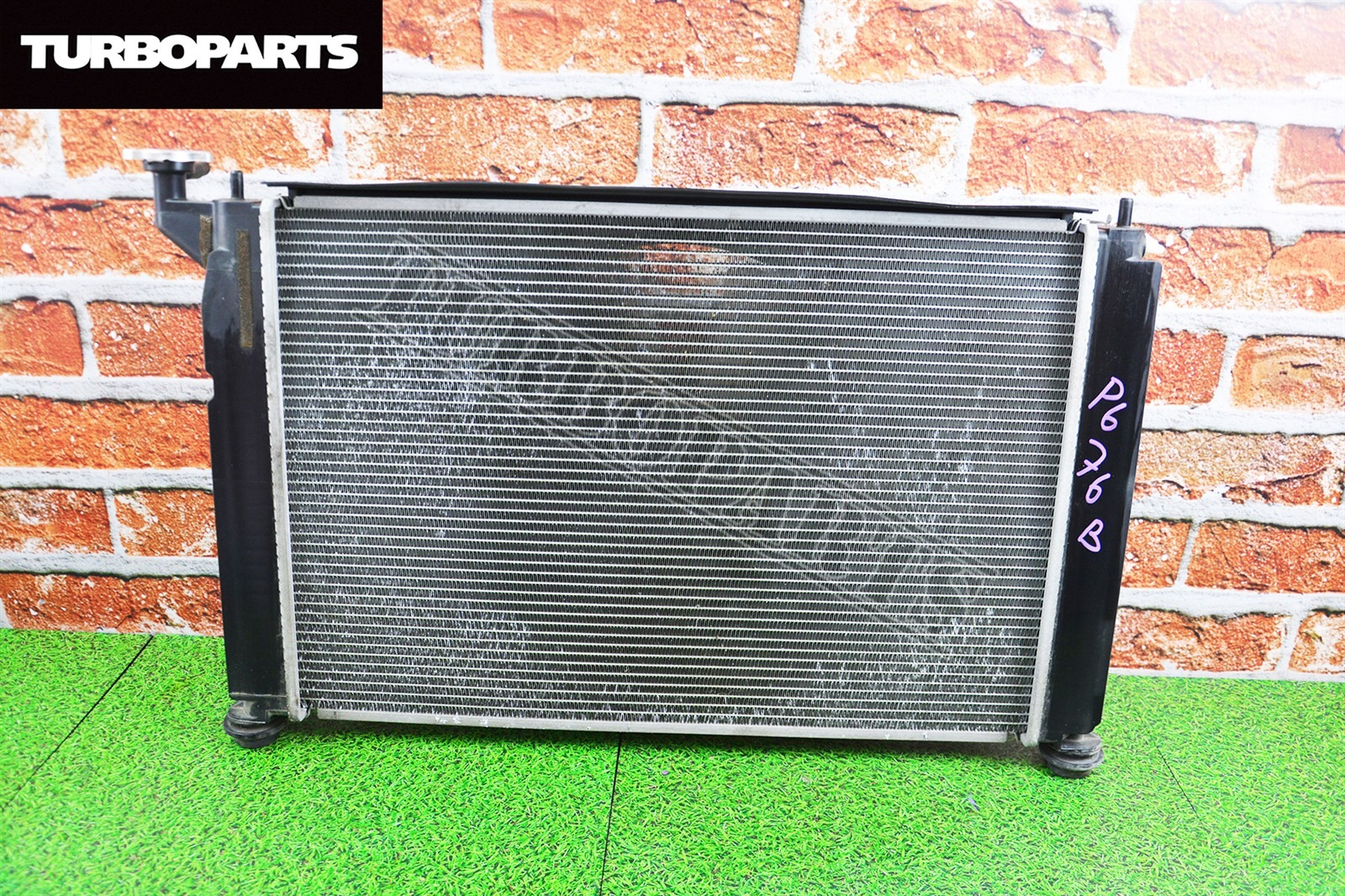 Радиатор основной Toyota Allion ZZT240 1ZZFE (б/у)