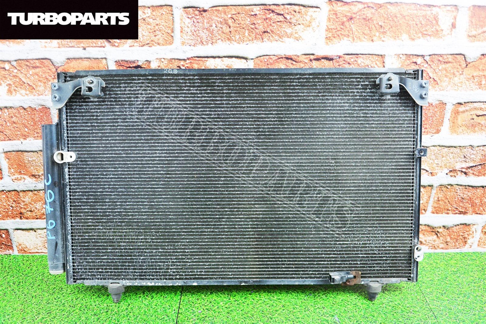 Радиатор кондиционера Toyota Allion AZT240 1AZFSE (б/у)