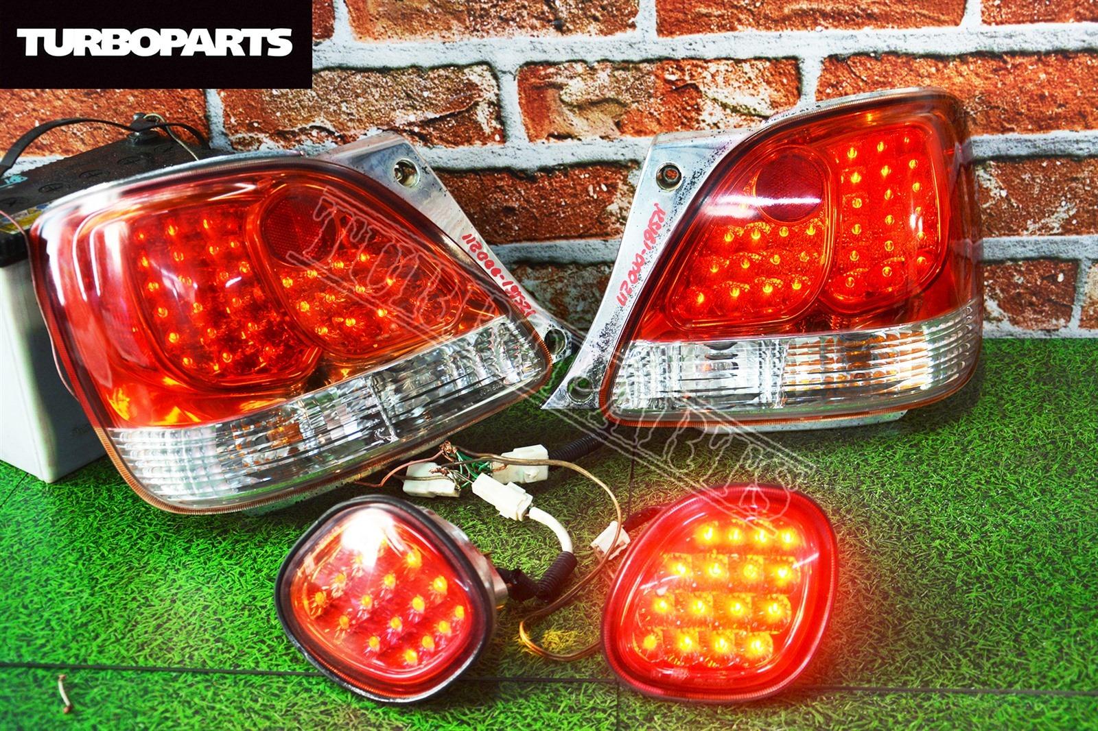 Стоп сигналы Toyota Aristo JZS161 1UZFE задний (б/у)