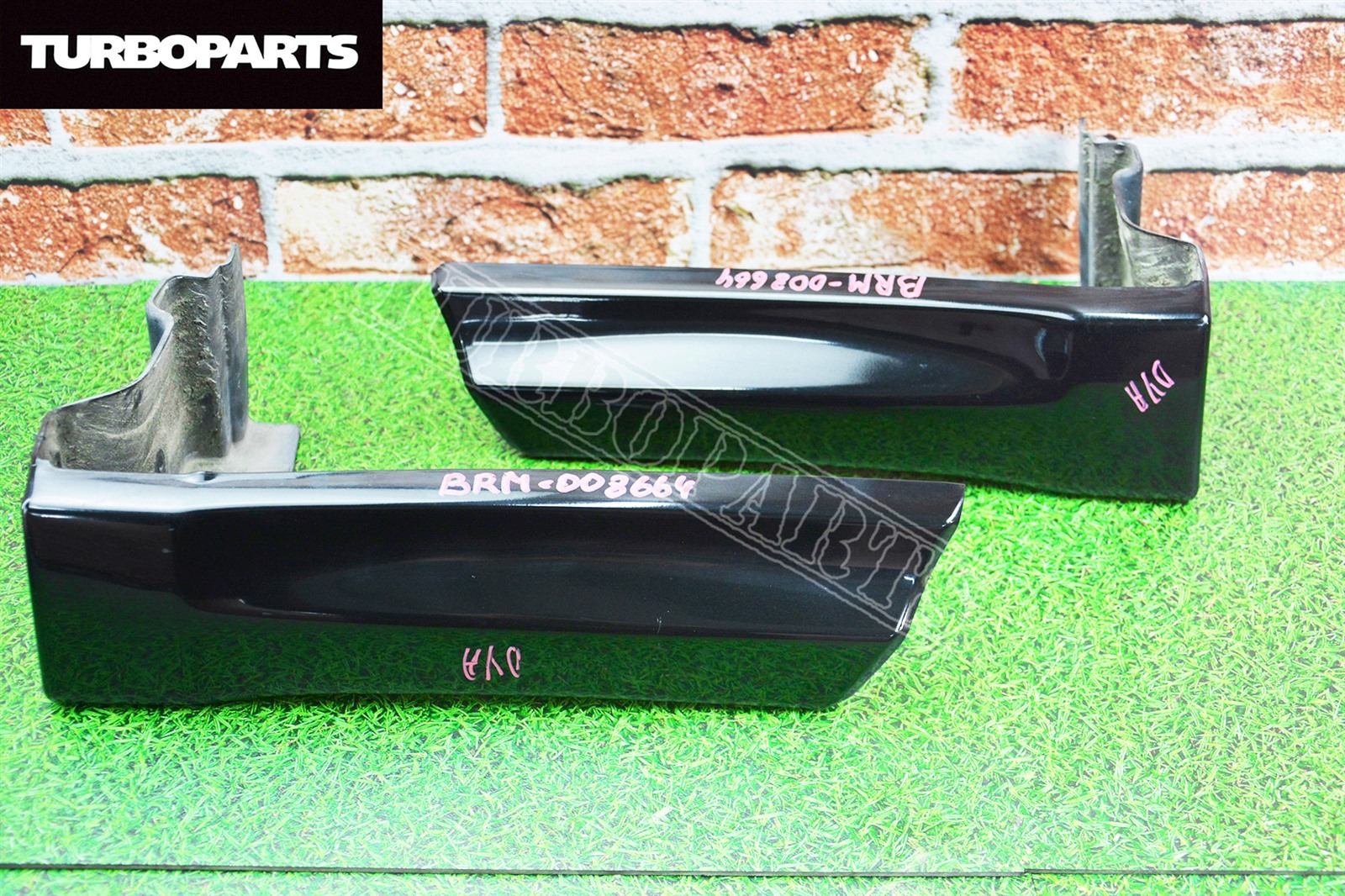 Клыки порогов Subaru Legacy BR9 EJ20E (б/у)