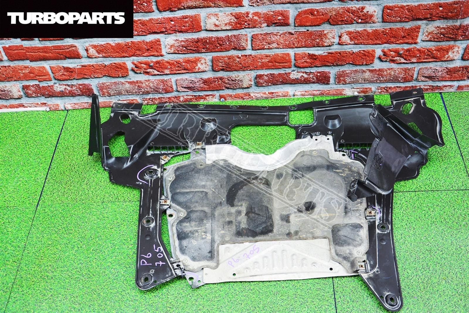Защита двигателя Honda Accord CU2 K24A (б/у)
