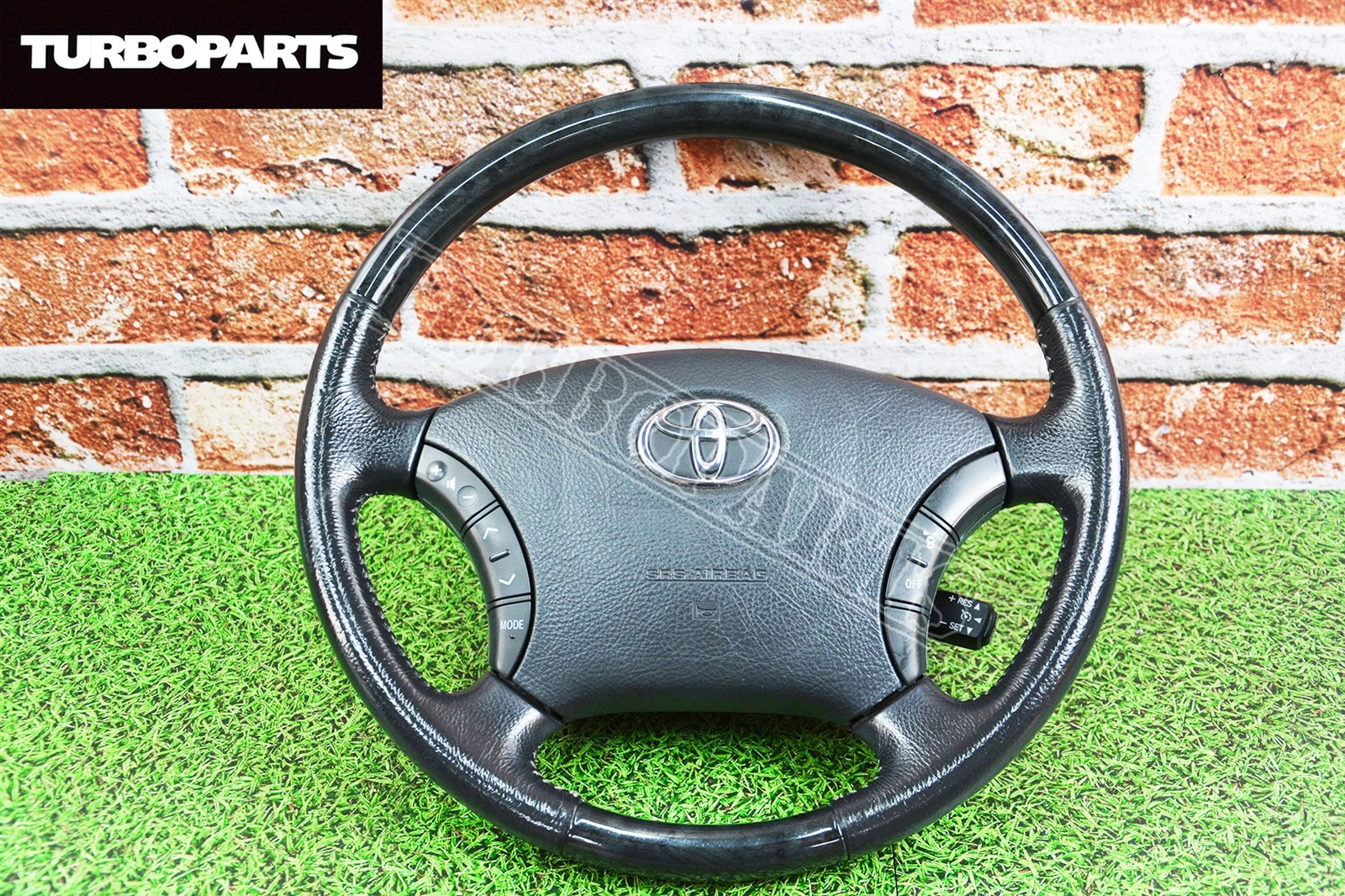 Руль Toyota Land Cruiser Prado GRJ120 1FZFE (б/у)