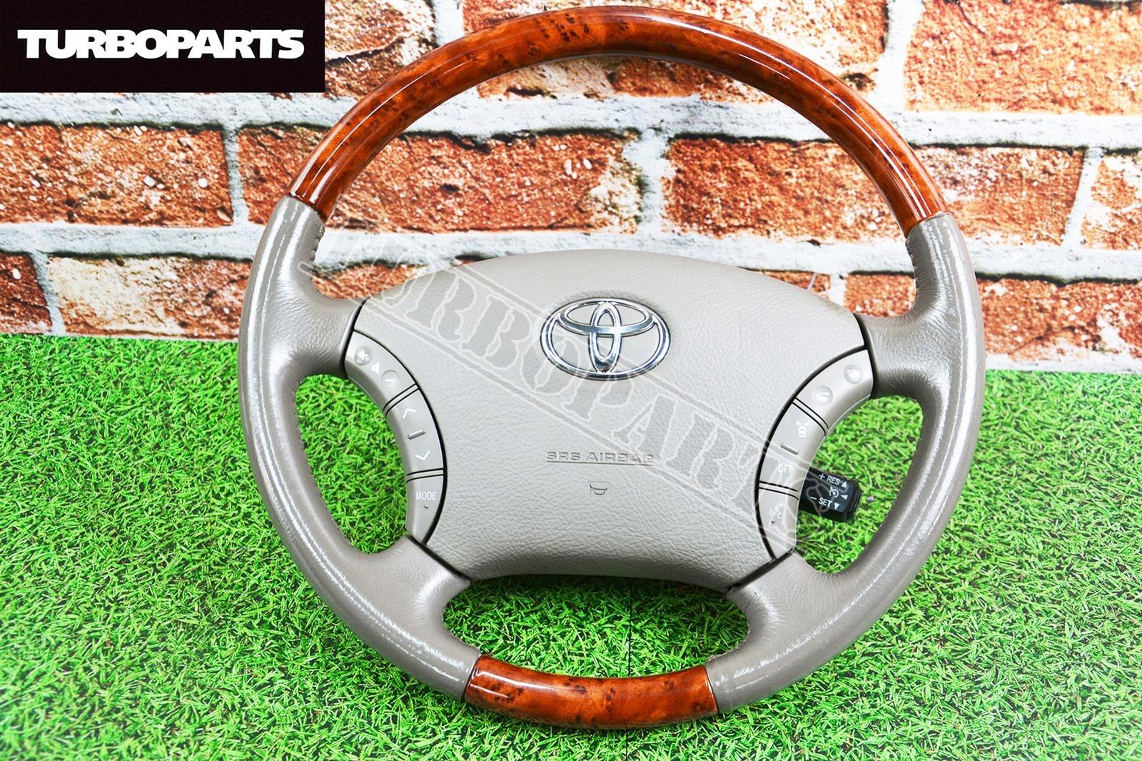 Руль Toyota Estima ACR30 (б/у)