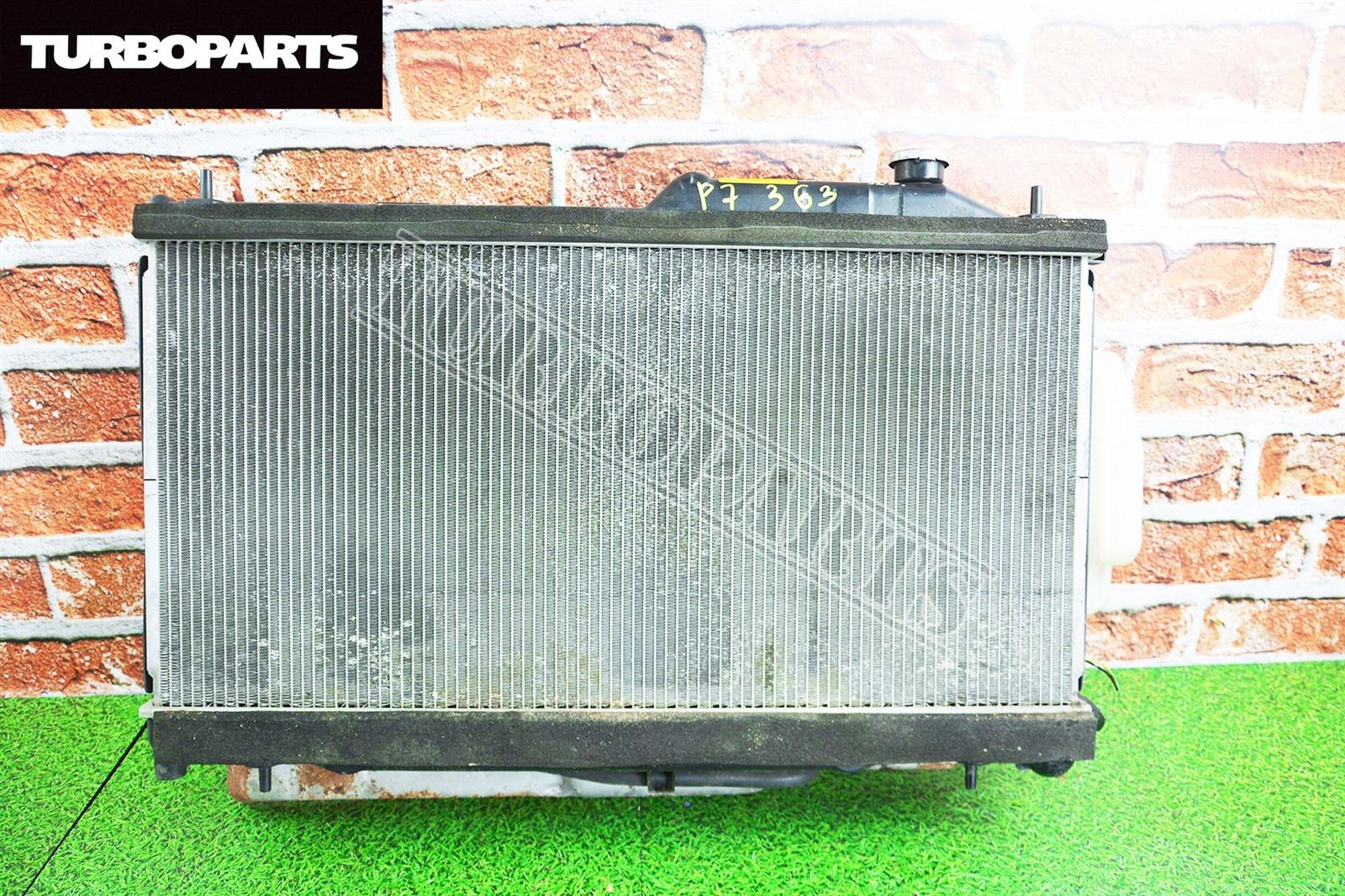 Радиатор основной Subaru Impreza GH8 EJ205 (б/у)