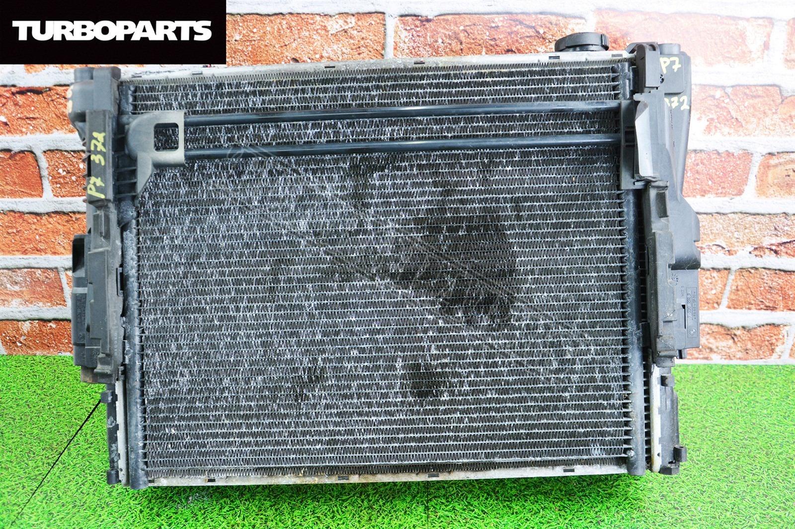 Радиатор основной Bmw 3-Series E46 M43B19 (б/у)