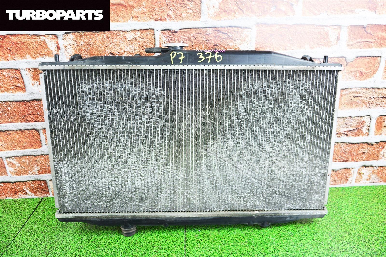 Радиатор основной Honda Accord CL7 K20Z2 (б/у)