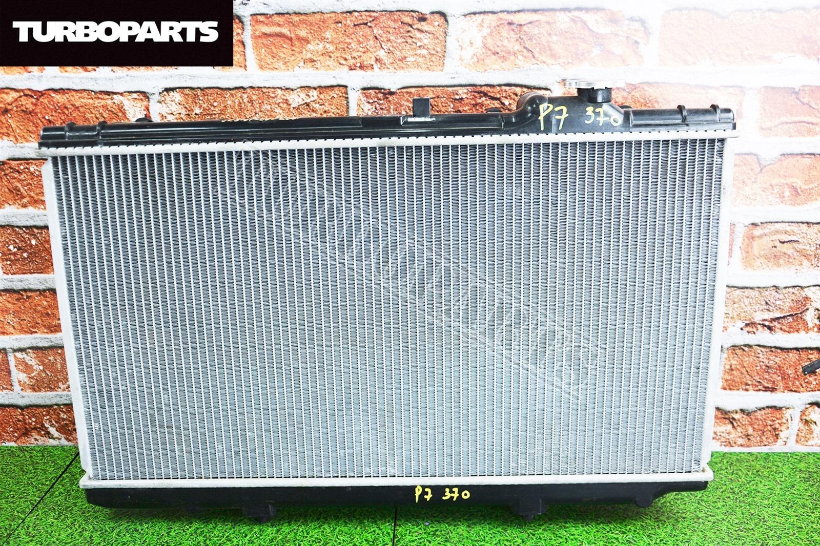 Радиатор основной Toyota Aristo JZS161 2JZGTE (б/у)