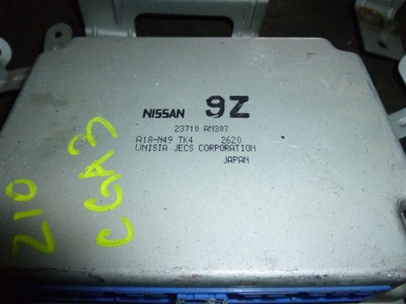 Блок efi Nissan March K11 CGA3 (б/у)