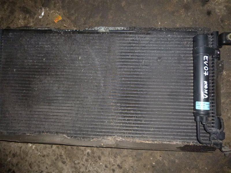 Радиатор кондиционера Mitsubishi Lancer Evolution CT9A (б/у)
