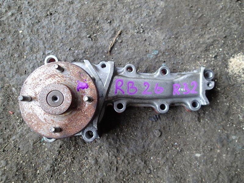 Помпа Nissan Skyline BNR32 RB26-DETT (б/у)