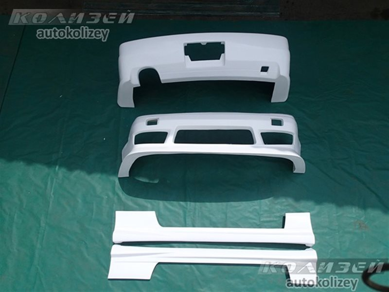 Обвес Nissan 180Sx S13