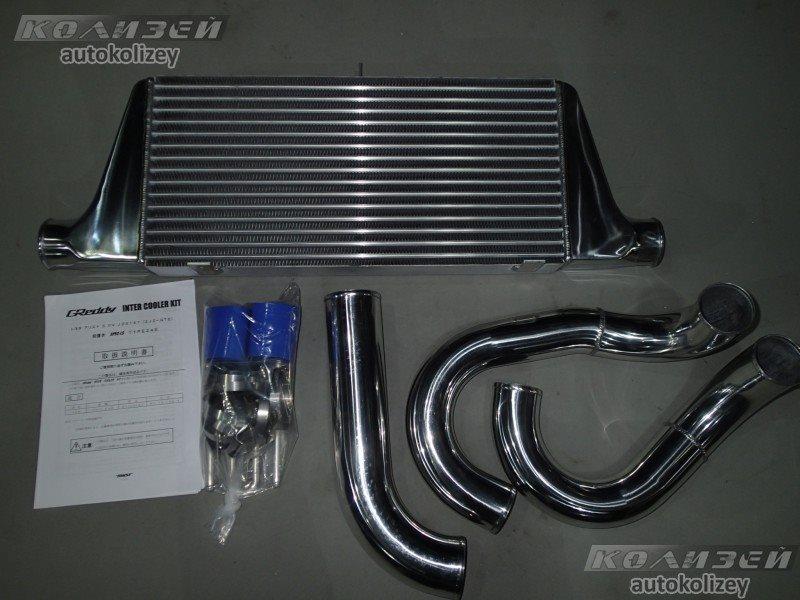 Интеркулер Toyota Aristo JZS147 2JZ-GTE (б/у)