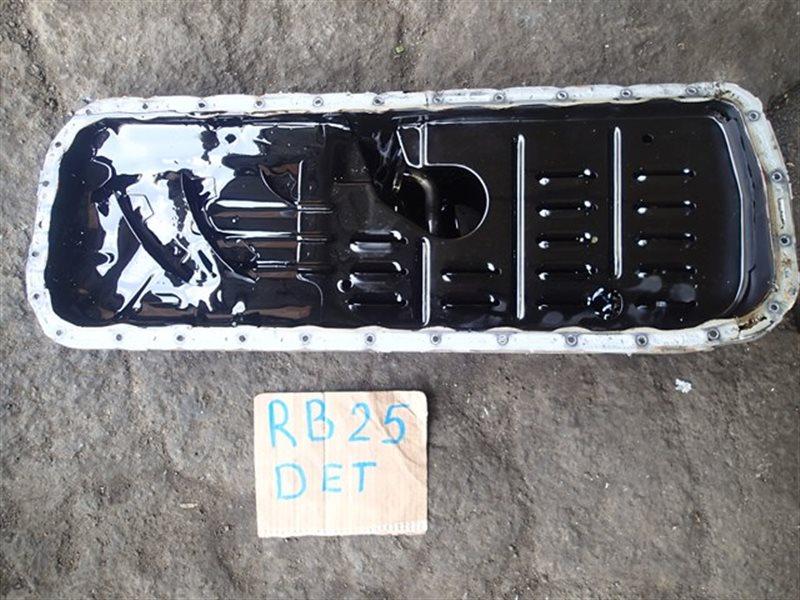 Поддон Nissan Skyline ECR33 RB25-DET (б/у)