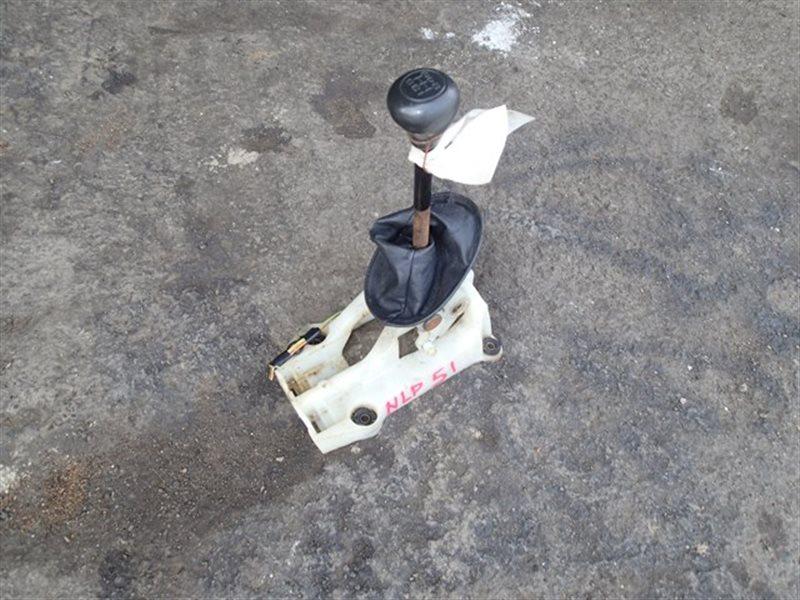 Рычаг кпп Toyota Probox NLP51 (б/у)