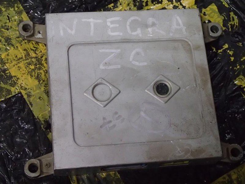 Блок efi Honda Integra ZC (б/у)