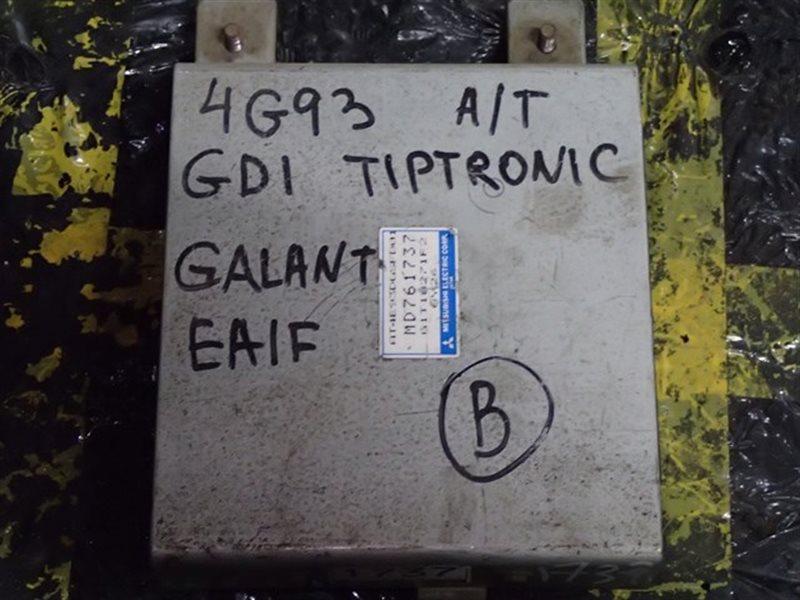 Блок efi Mitsubishi Galant EA1A 4G93 (б/у)