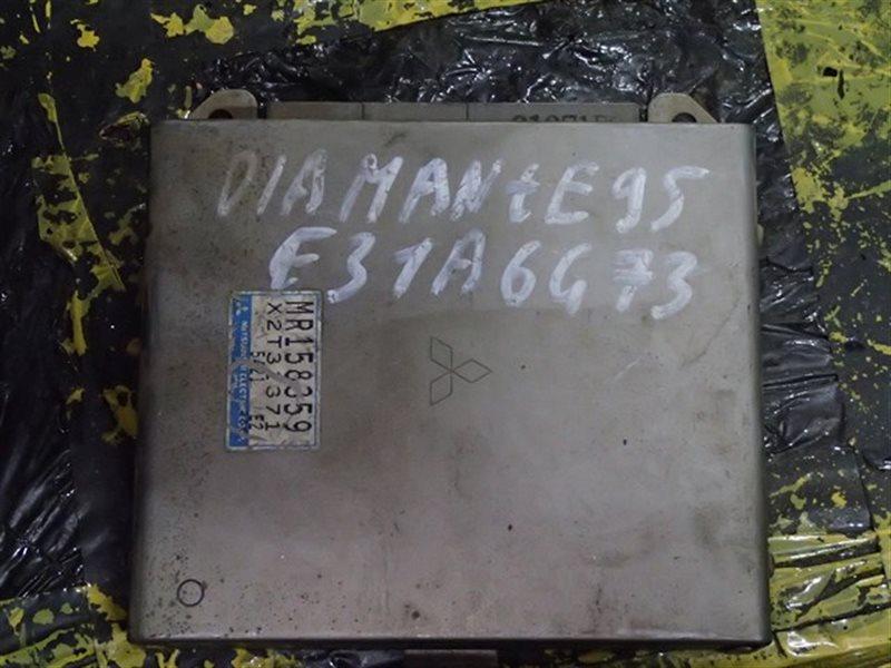 Блок efi Mitsubishi Diamante F31A 6G73 (б/у)