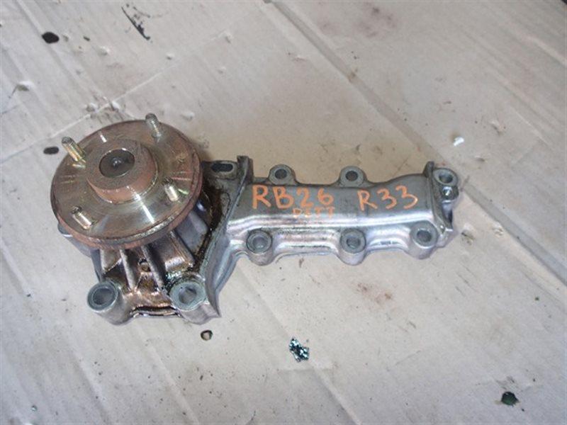 Помпа Nissan Skyline BCNR33 RB26-DETT (б/у)