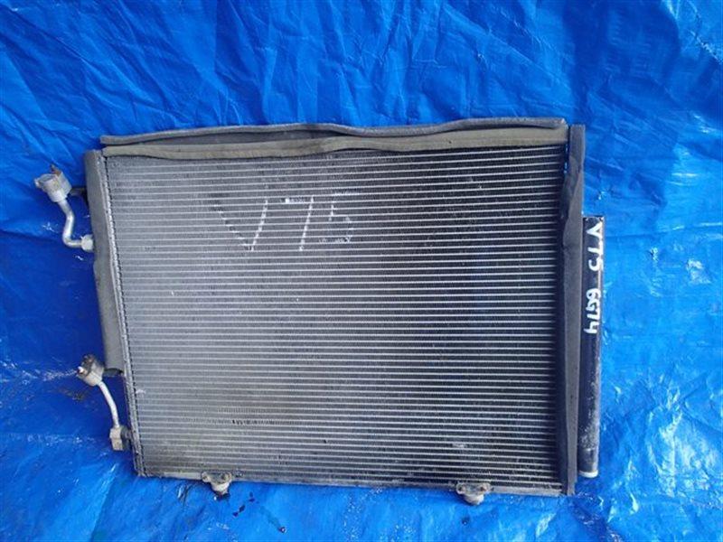 Радиатор кондиционера Mitsubishi Pajero V75 6G74 (б/у)