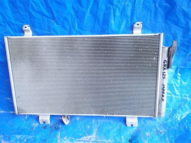 Радиатор кондиционера Toyota Mark X GRX125 4GR-FSE (б/у)