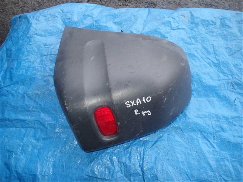Клык бампера Toyota Rav4 SXA10 задний правый (б/у)