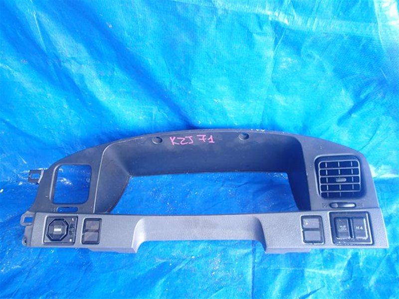 Консоль приборов Toyota Prado KZJ71 (б/у)