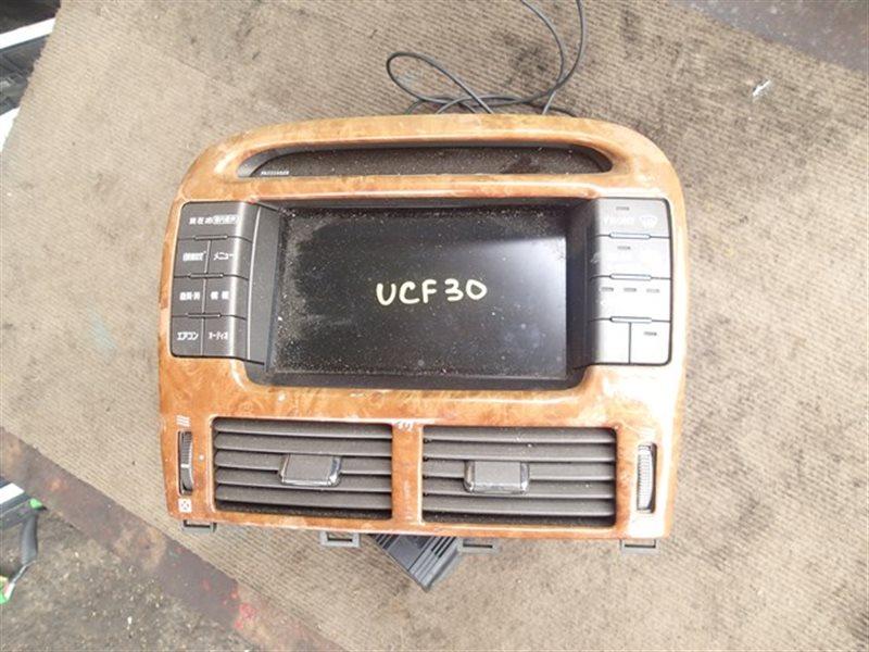 Монитор Toyota Celsior UCF30 (б/у)
