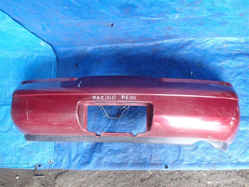 Бампер Toyota Marino AE101 задний (б/у)