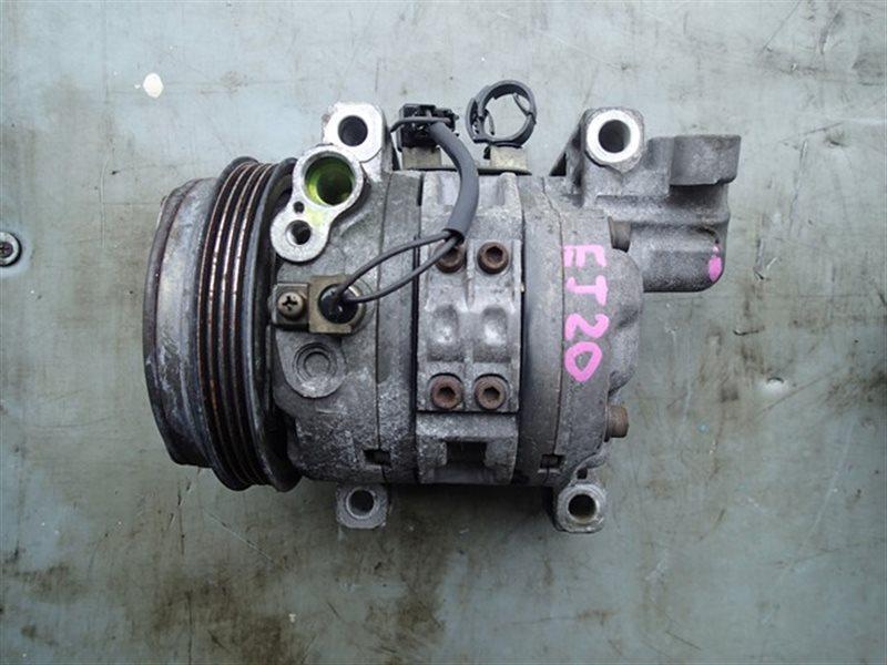 Компрессор кондиционера Subaru EJ20 (б/у)