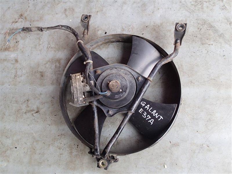 Вентилятор радиатора кондиционера Mitsubishi Galant E37A (б/у)