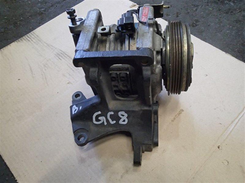 Компрессор кондиционера Subaru Impreza GC8 EJ20 (б/у)