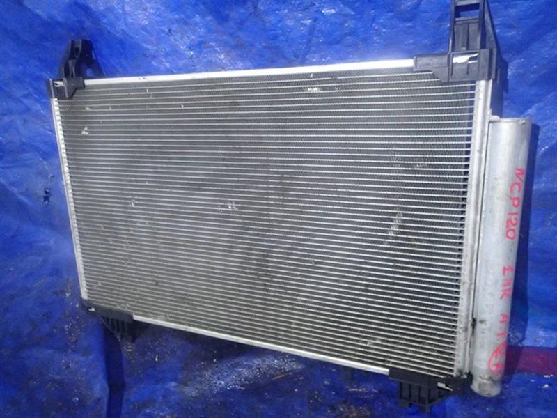 Радиатор кондиционера Toyota Ractis NCP120 1HR (б/у)