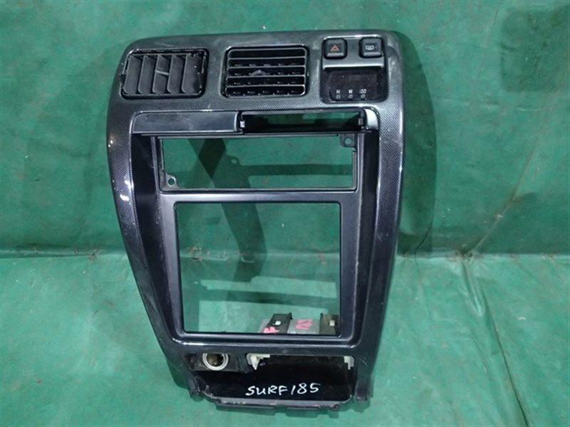 Консоль магнитофона Toyota Surf KZN185 (б/у)