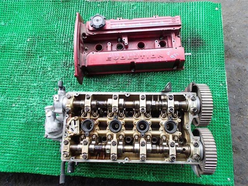 Головка блока цилиндров Mitsubishi Lancer Evolution CT9A 4G63T (б/у)