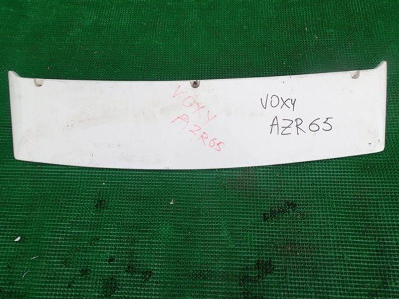 Спойлер Toyota Voxy AZR65 (б/у)
