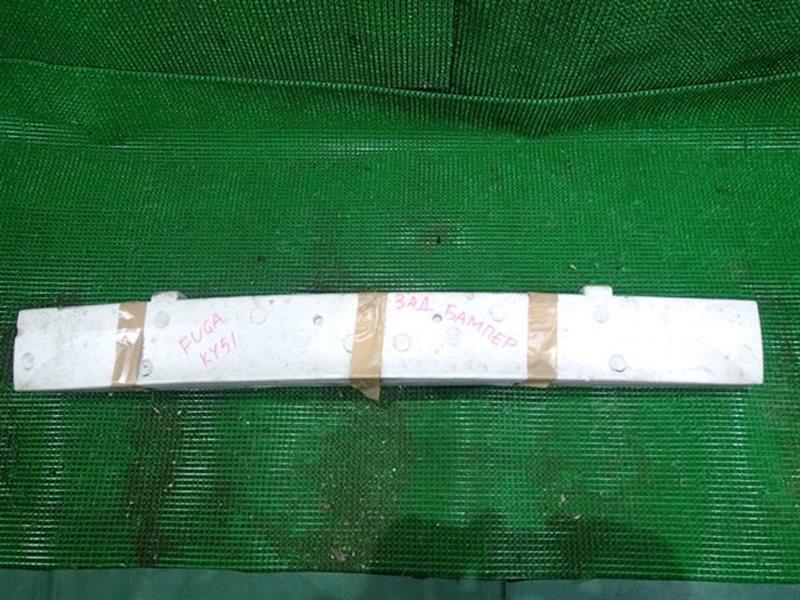 Жесткость бампера Nissan Fuga Y51 задний (б/у)