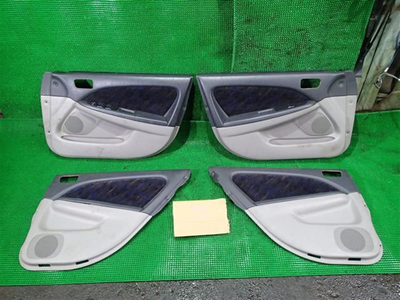Обшивка дверей Toyota Caldina ST215 (б/у)