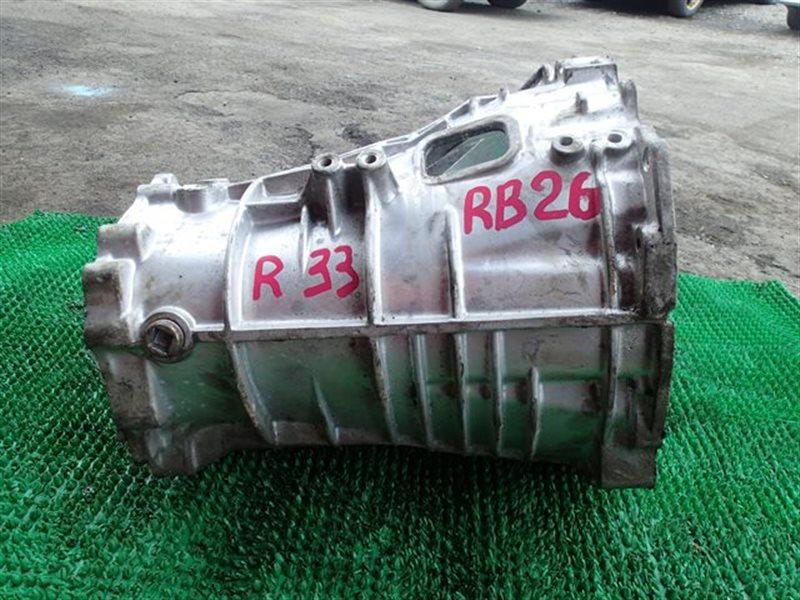 Колокол мкпп Nissan Skyline R33 RB25-DET (б/у)