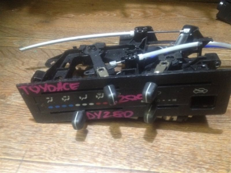 Климат-контроль Toyota Toyoace DY280 (б/у)