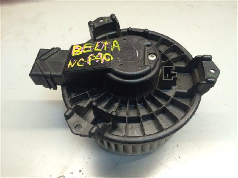 Мотор печки Toyota Belta NCP90 (б/у)