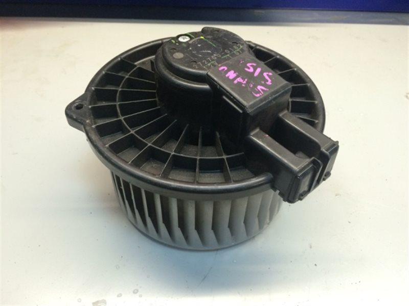 Мотор печки Toyota Isis ANM10 (б/у)