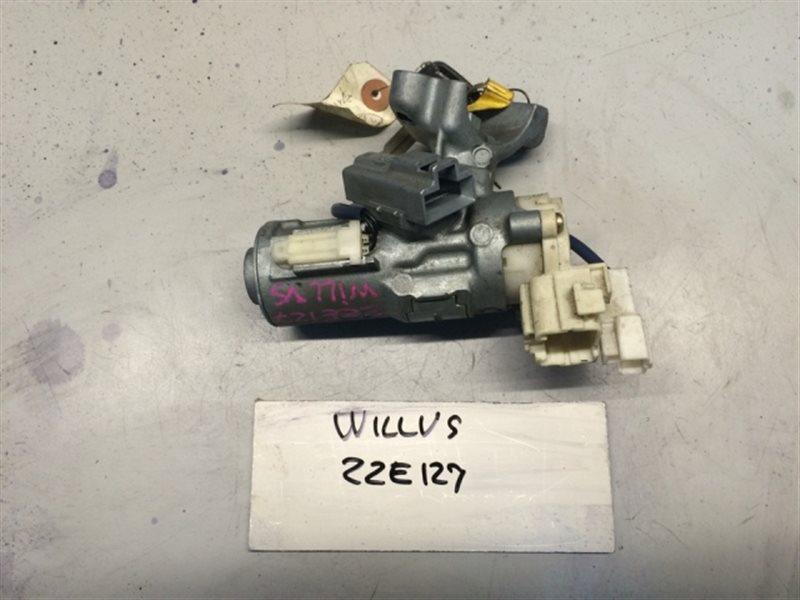Замок зажигания Toyota Will Vs ZZE127 (б/у)