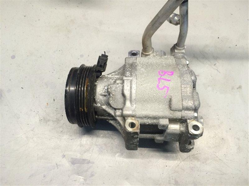Компрессор кондиционера Subaru Legacy BL5 EJ20 (б/у)
